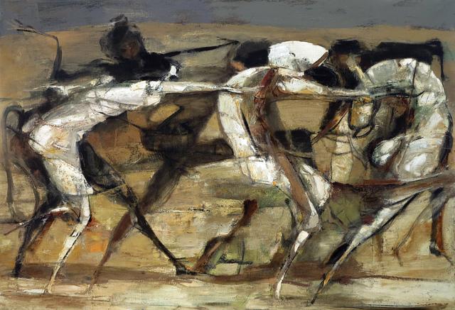 ", '""Running From Shadows"" / ""Gölgelerden Kaçış"",' 2011, Galeri 77"