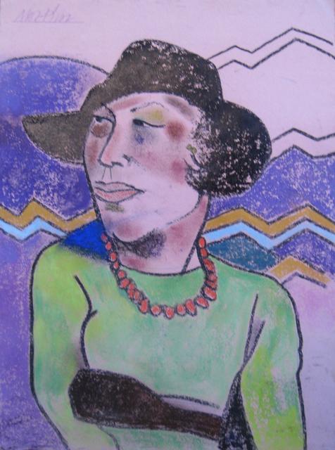 , '(203) Zora Neale Hurston,' 1980-2000, Carrie Haddad Gallery
