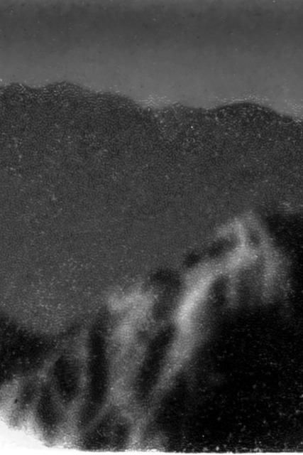 , 'A condensação da montanha,' 2012-2016, ABACT Photo Collection