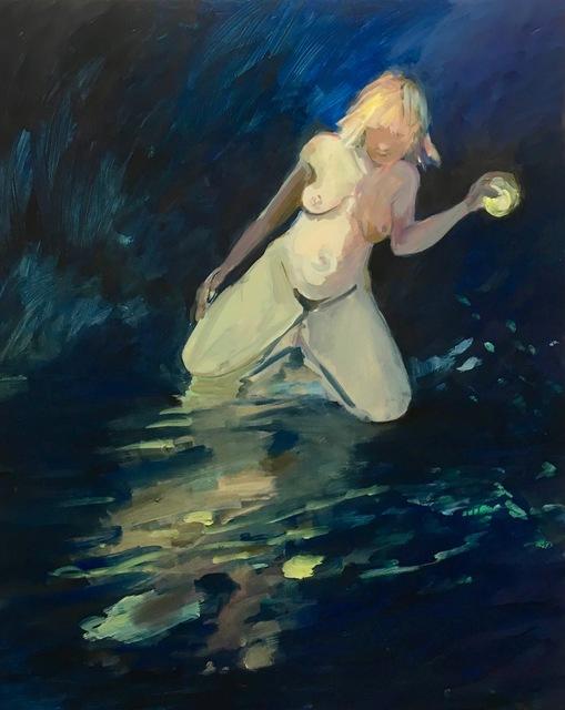 , 'Searchlight,' 2019, Malin Gallery