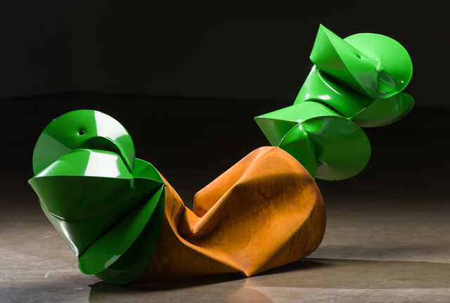 , 'BP Green ,' 2016, Bentley Gallery