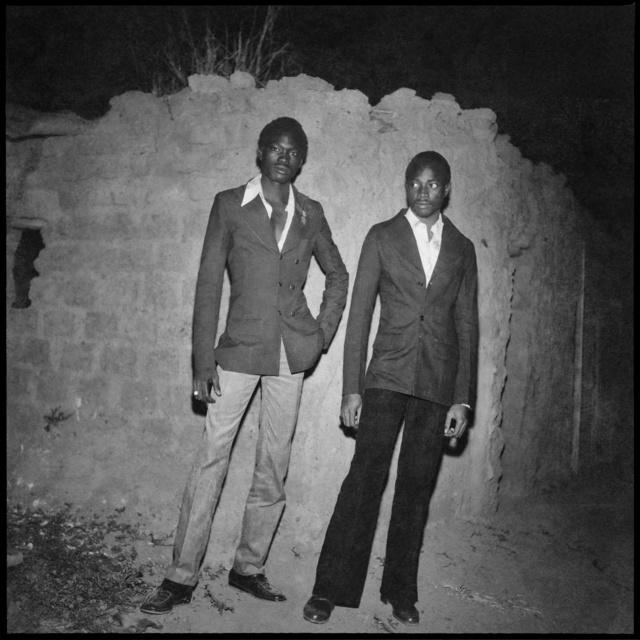 Sanlé Sory, 'Sapeurs mossi de nuit', 1975, David Hill Gallery