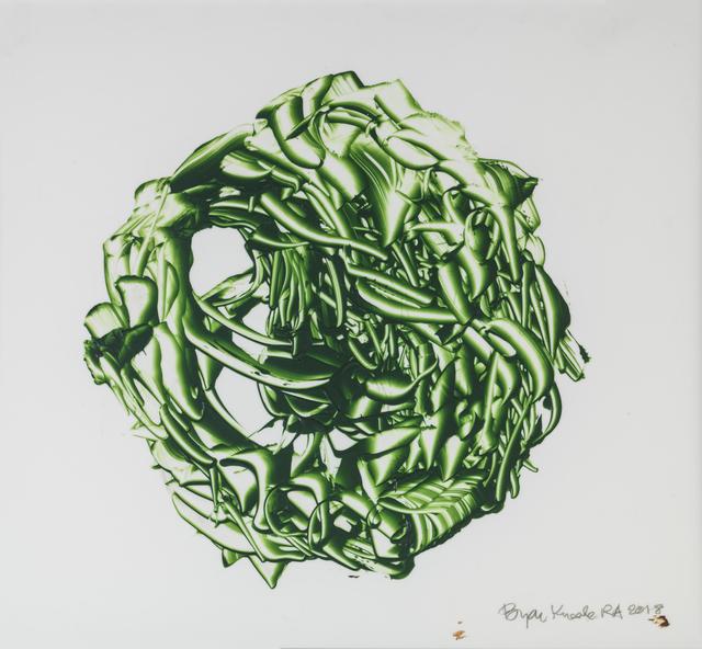 Bryan Kneale, 'Dark Green Sphere', 2018, Pangolin London