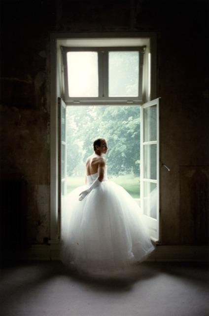 , 'I-Dea The Goddess Within, The Open Window (Elbschloss Villa, Hamburg, Germany),' photographed by Maxine Henryson-1993, P.P.O.W