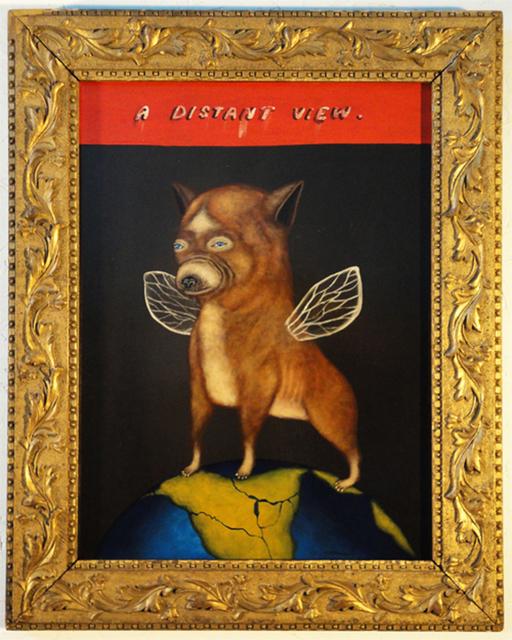, 'A Distant View,' 2012, Koplin Del Rio