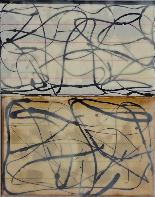 Brad Ellis, 'Cryptogram #3', 2017, M.A. Doran Gallery