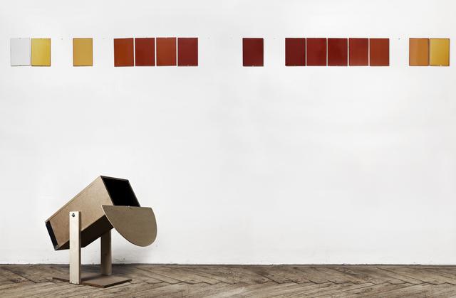 , 'Ulrike Königshofer, Sechs Sekunden Mondlicht (Six Seconds Moonlight),' 2015-21, Galerie Reinthaler