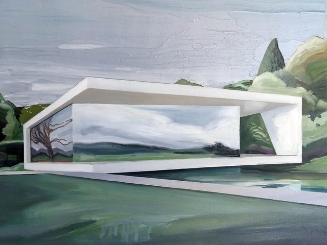 , 'Sobre Incertas Casas,' 2015, Marsiaj Tempo
