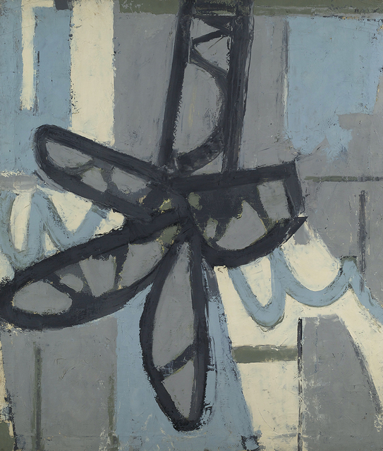 , 'Hummingbird (No. 7),' 1960, Berry Campbell Gallery