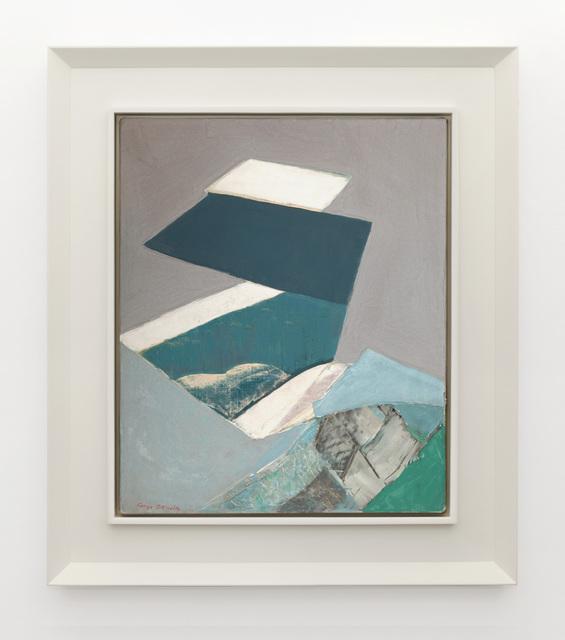 Kenzo Okada, 'Work', 1958, W. Alexander