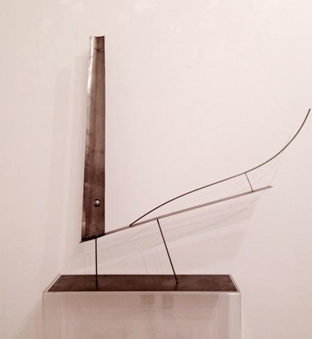 , 'L'Ora,' 1971, Galleria Spazia