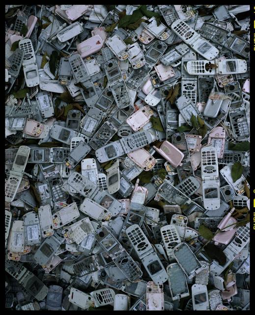 , 'disCONNEXION #b12,' 2002-2003, Officine dell'Immagine