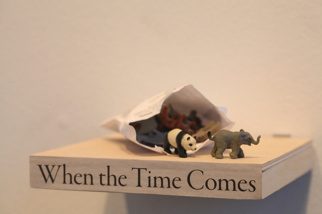 , 'When the time comes - A group of landscape works from The Curiosity Box 當,' 2013, Chambers Fine Art