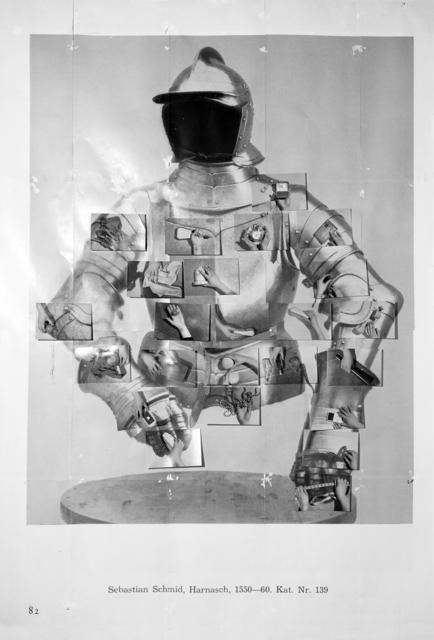 , 'Armor (Sebastian Schmid, Harnash, 1550-60. Kat. Nr. 139),' 2017, Foxy Production