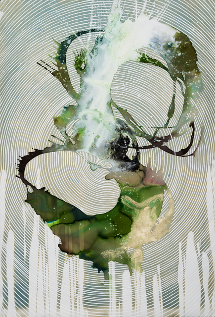 , 'All Possible Worlds (Supernova),' 2017, Spalding Nix Fine Art