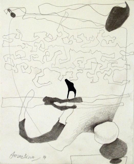 , 'El Dibuix 8,' 2014, Matthew Liu Fine Arts