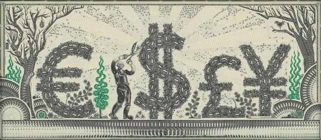 , 'Money Market Topiary Garden,' , Pavel Zoubok Gallery