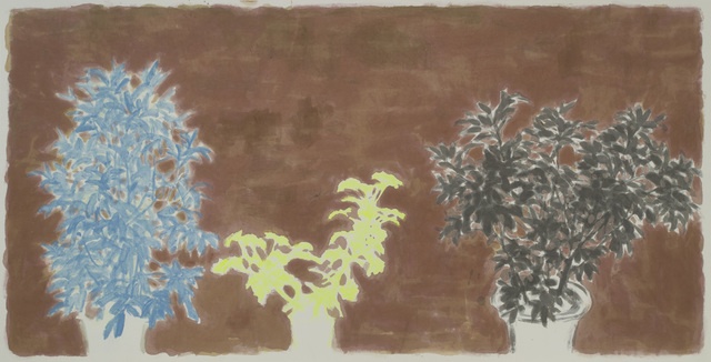 , 'Three Trees 1,' 2014, Mind Set Art Center