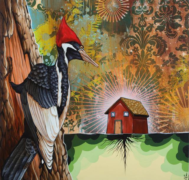 Blaine Fontana, 'Pileated Woodpecker', 2008, Chiswick Auctions