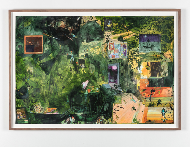 Peter Köhler, 'Greenery', 2019, Galleri Magnus Karlsson