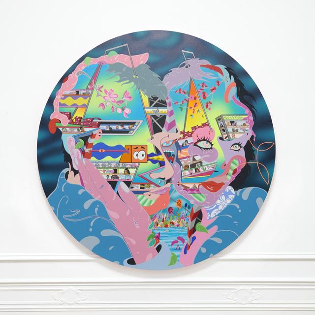 Erik Parker, 'Ice Breaker', 2019, Stems Gallery