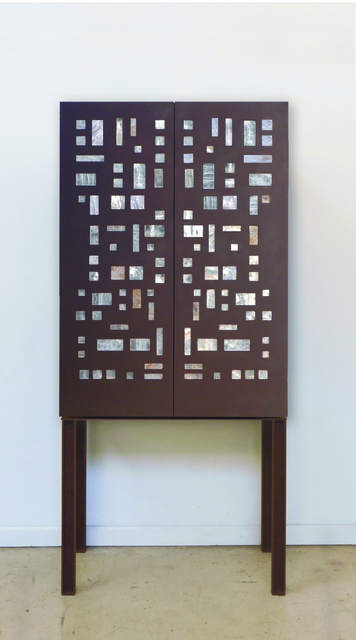 , 'Geometric Design Cabinet,' , PILAR CLIMENT