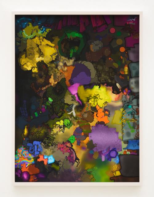 , 'C,' 2017, Johannes Vogt Gallery