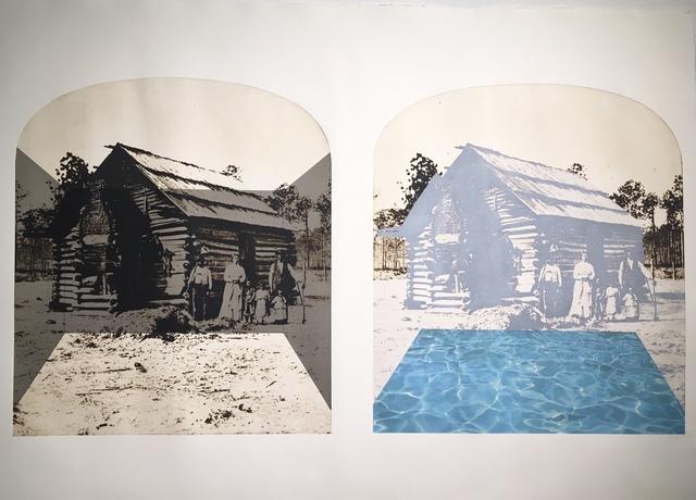 , 'Suburban Pre-History I,' , galerie 103
