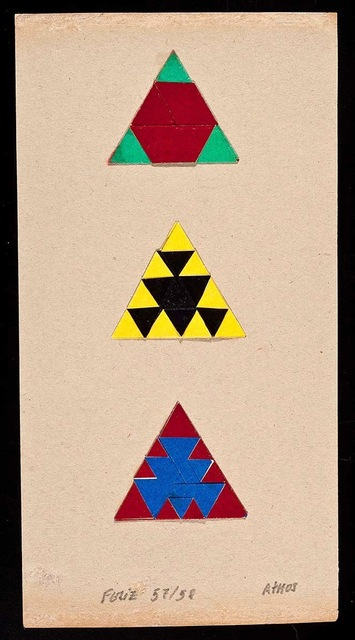 , '11 trabalhos,' 1955, Ronie Mesquita Galeria