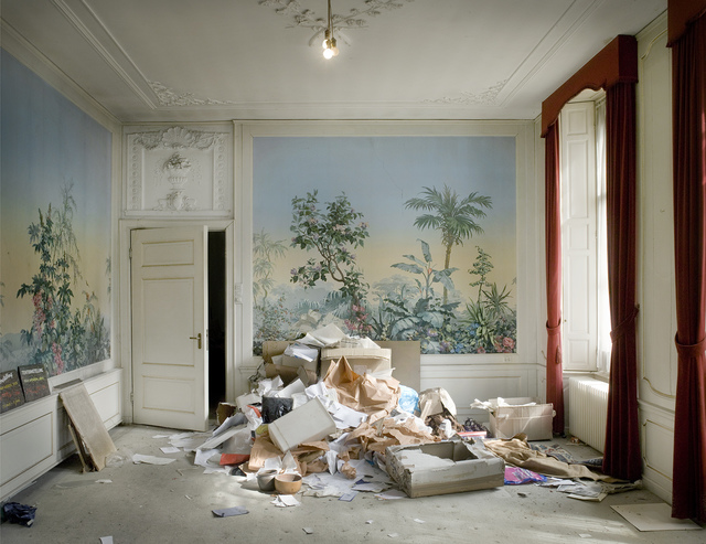 , 'French room, eastern direction,' 2008, The Ravestijn Gallery