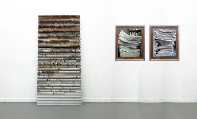 , 'Paused Sequence,' 2013, Moisés Pérez De Albéniz