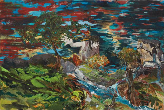 Hernan Bas, 'The Giant (Caved Wellars)', Phillips