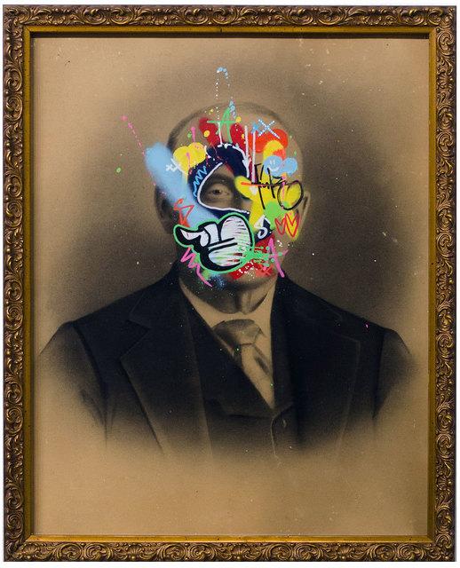, 'Vintage Man #1,' 2016, Black Book Gallery