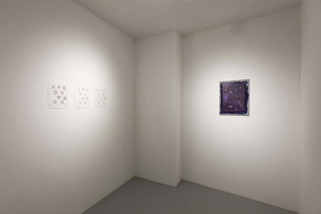 Installation view at nca   nichido contemporary art, 2016, photo by Kei Okano