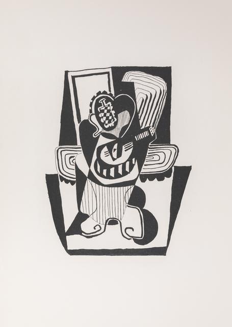 Pablo Picasso, 'Nature Mort', 1924, Print, Woodcut, Hindman