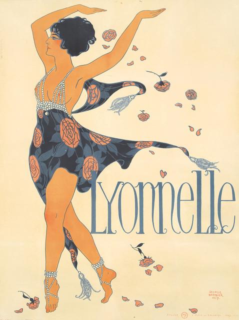 , 'Lyonelle.,' 1917, Rennert's Gallery