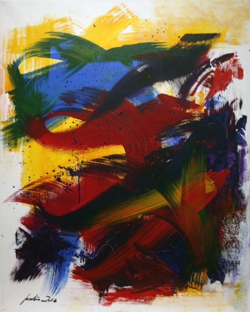 , 'Conceptual value,' 2016, Galleria Quadrifoglio