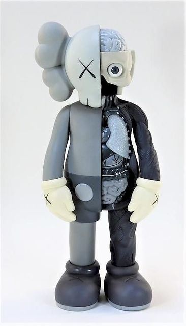 KAWS, 'Dissected Companion (Grey)', 2006, 5ART GALLERY