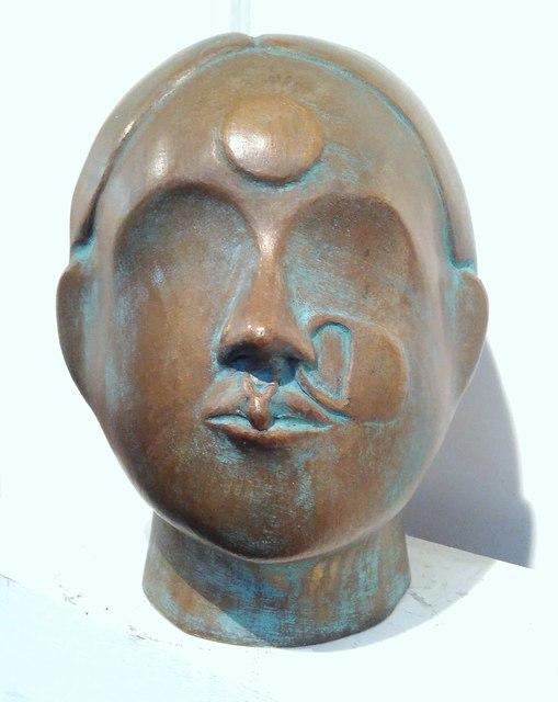 , 'Bronze Woman,' 2017, Art Pilgrim