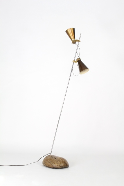 """, '""""Sasso"""" rare floor lamp,' ca. 1948, Casati Gallery"""