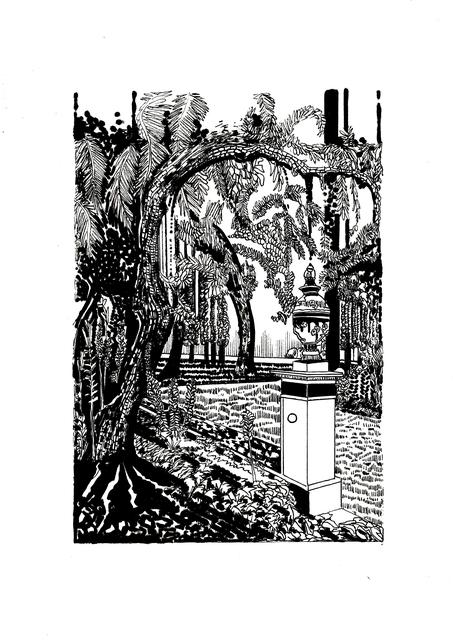 , 'Souvenirs de Séville #3,' 2019, L'Atelier 21