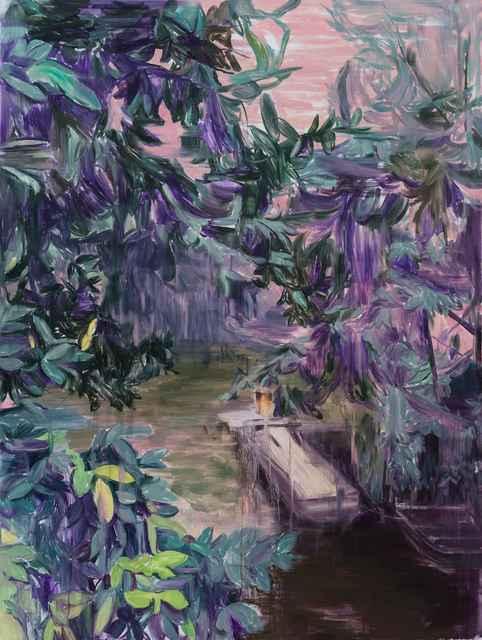 , '粉雾 The Pink Fog,' 2017, Matthew Liu Fine Arts