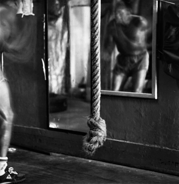 , 'A corda,' 2005, Galeria Filomena Soares