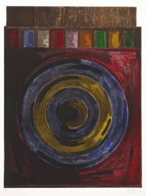 Jasper Johns, 'Target with Plaster Casts', 1979-80, Graeme Jackson