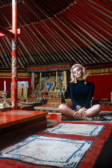 , 'Outer Mongolia Gandan Monastery in Ulan Bator,' 1966-1971, Artist's Proof