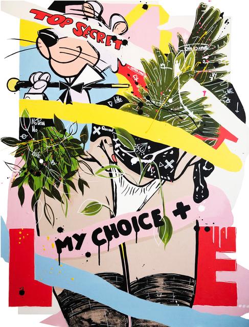 , 'My Choice,' 2018, JCamejo Art