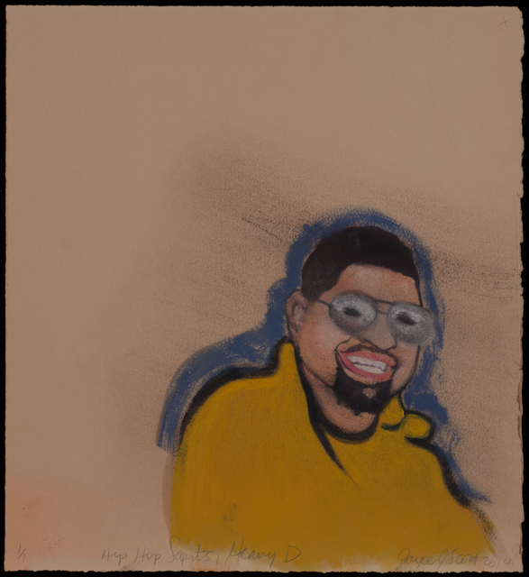 , 'Hip Hop Saints: Heavy D,' 2014, Goya Contemporary/Goya-Girl Press
