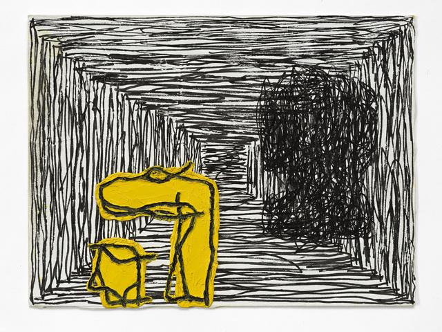 , 'Untitled Study,' 2014, Bohman-Knäpper