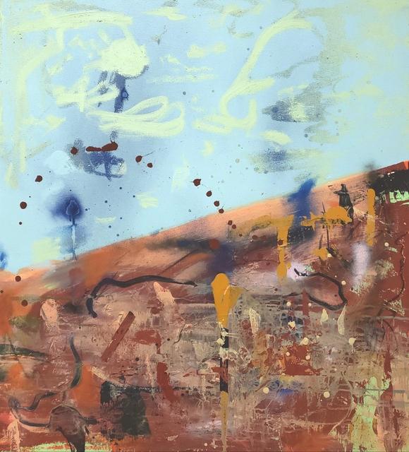 , 'Halcyon,' 2018, The Art House