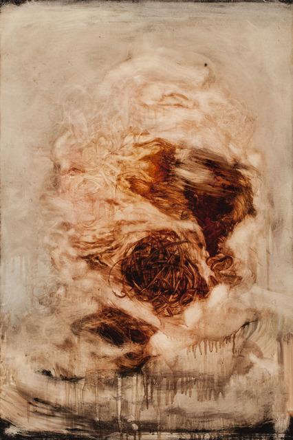 , 'Sans Titre,' 2012, 10 Hanover